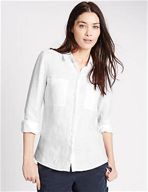 linen sleeve shirt