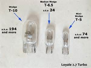 Car Light Bulbs Sizes Bulb For Instrument Cluster Kia Forum