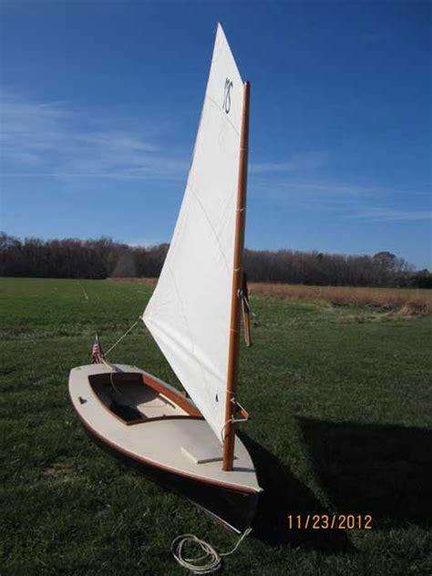 crawford melonseed skiff  annapolis maryland sailing texas yacht  sale
