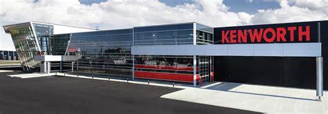 kenworth shop near me kenworth opens flagship facility in edmonton