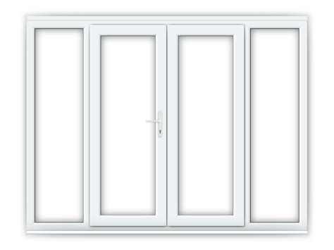 5ft Patio Doors by 5ft Upvc Doors With 2 Wide Upvc Side Panels