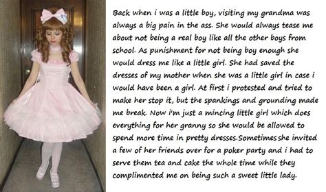 forced feminization story exchange chapters 1 to 10 grandmas dolly contest entry by biancaxboom on deviantart