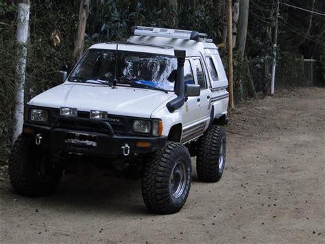 Buy A Toyota Hilux In Usa Ernesto Blaky 1986 Toyota Hilux Specs Photos
