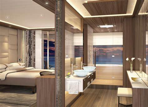 Spa Bathroom Suites by Azamara Reveals New Images Of Quest And Journey Upgrades