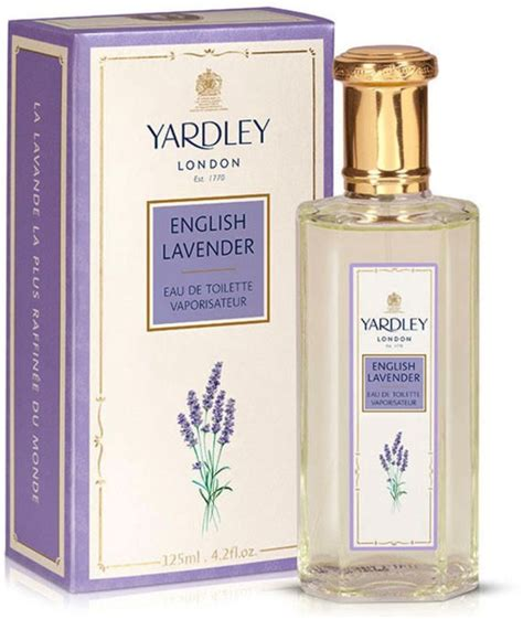 Yardley Edt Lavender 125ml buy yardley lavender edt 125 ml in