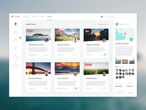 web ui layout 180 best ui dashboard cards viz images on pinterest