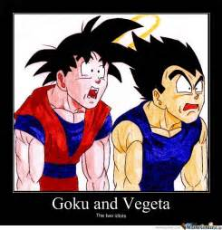 Vegeta Memes - goku and vegeta by savannah fraga meme center