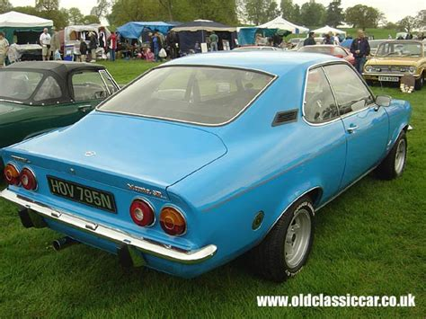 Opel Manta Sr In Blue Photograph Number 43 Of 120
