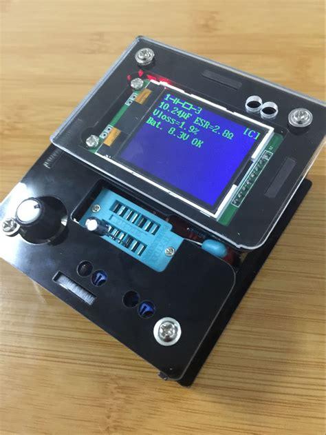 diy simple capacitor tester diy capacitance meter promotion shop for promotional diy capacitance meter on aliexpress