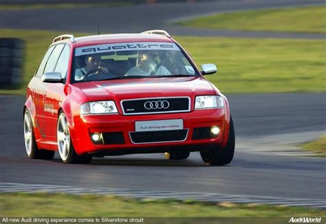Audi High Performance Driving Course by All New Audi Driving Experience Comes To Silverstone