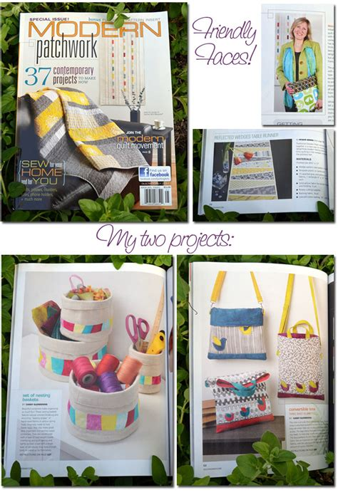 Modern Patchwork Magazine - modern patchwork a new magazine from quilting arts
