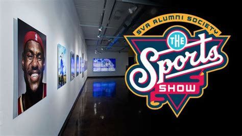 new york events shows festivals sports art i love ny sports meets art at sva chelsea gallery in new york