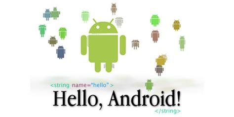 hello android el origen de andy el robot verde de android el androide libre