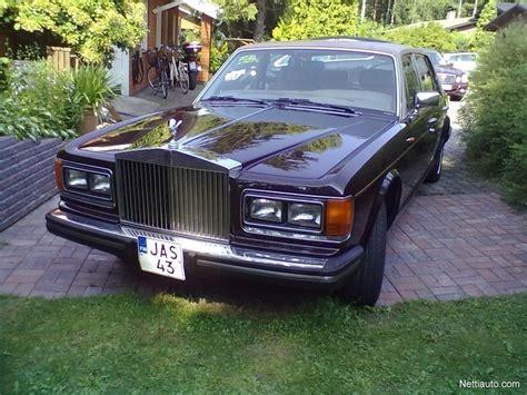 Rolls Royce Silver Spur Reliability Rolls Royce Arvostelut Kokemuksia Nettiauto