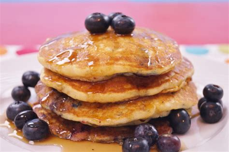 blueberry pancake recipe blueberry pancakes from scratch mom s best recipe