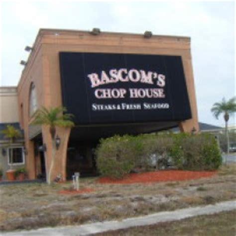 Bascom S Chop House Restaurant St Petersburg St Chop House St Pete