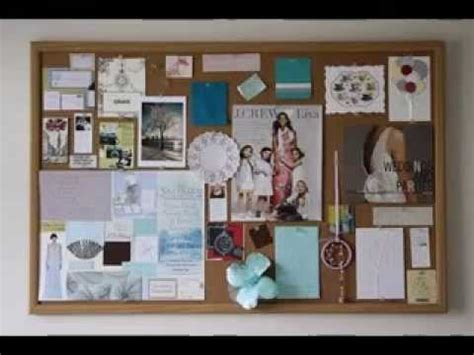 picture board ideas creative cork board ideas youtube