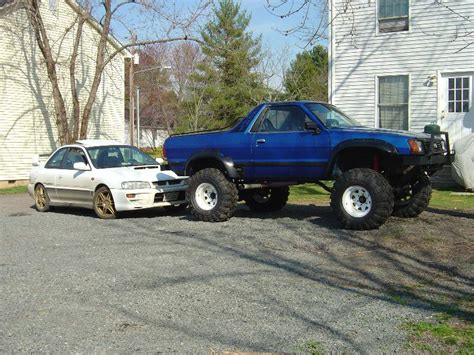 subaru brat lifted lifted subaru page 3 expedition portal