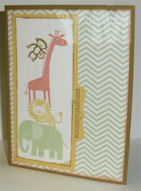 baby sts for card zoo babies stin up set baby card stin up zoo