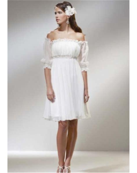 imagenes de vestidos de novia y zapatos 5 ideas para vestidos de novia cortos seg 250 n tu cuerpo