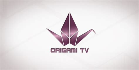 Origami Tv - after effects project files origami tv videohive