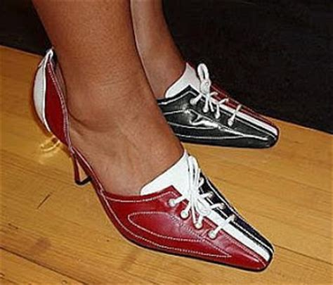 high heeled bowling shoes bowl and skate not your s bowling shoes