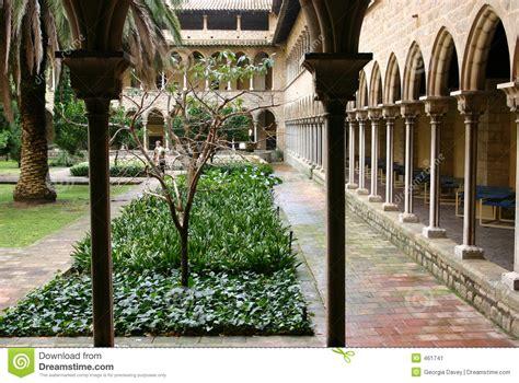 Cortile Spagnolo cortile spagnolo immagine stock immagine di storico