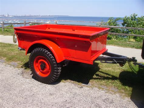 bantam jeep trailer bantam trailer search results ewillys page 5