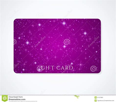 Gift Cards For Discount - gift card discount card business card stars stock photos image 31727863