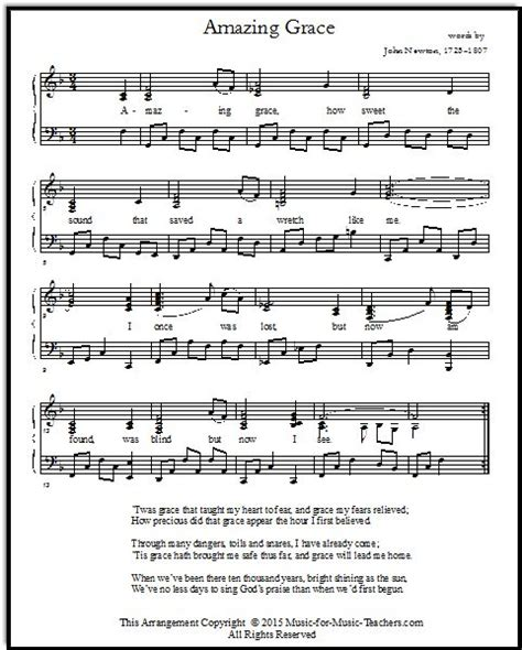 Letter Seventeen Chords 17 Best Ideas About Amazing Grace Sheet On Sheet Piano Sheet And