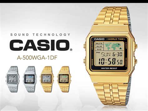 Jam Tangan Casio Wanita Digital jam tangan casio retro digital untuk wanita arlojinesia