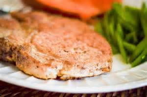 how to bake pork chops in the oven so they are tender and