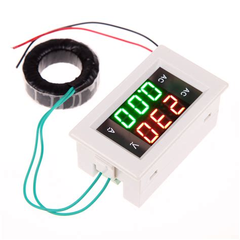 Best Quality Ac Digital Voltage Meter get cheap digital volt meter aliexpress alibaba