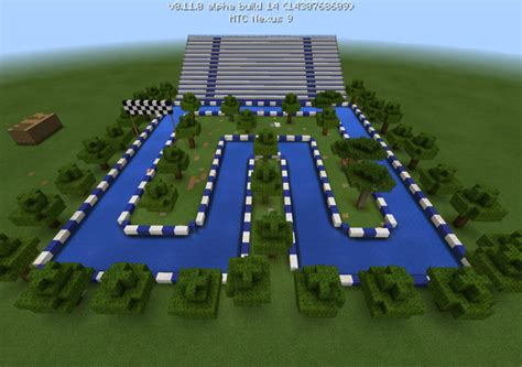 minecraft boat games boat race minigame minecraft pe maps