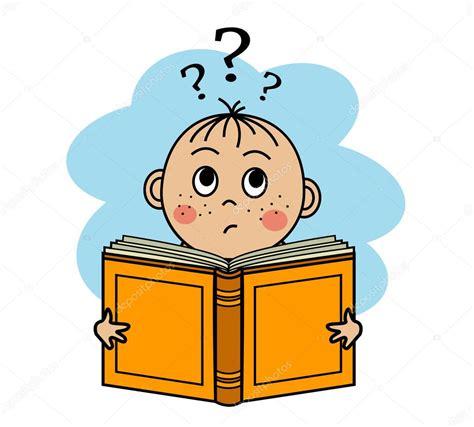 libro the art of persona ni 241 o leyendo un libro vector de stock 169 olgasuslo 52093347