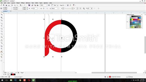 tutorial flat design coreldraw x7 logo design tutorials coreldraw x7 tutorial most viewed