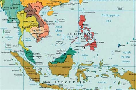 map of southeast asia with countries introduction to southeast asia asia society