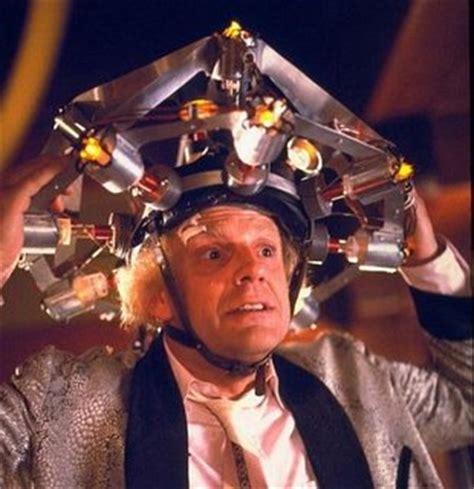 doc brown flux capacitor cinema 13