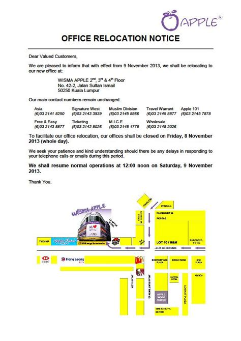 Facebook Offices apple vacations office relocation notice apple 101 176