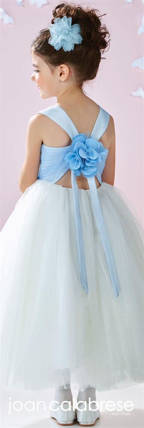 light blue tulle dress 613 best flower girls ring bearers images on pinterest