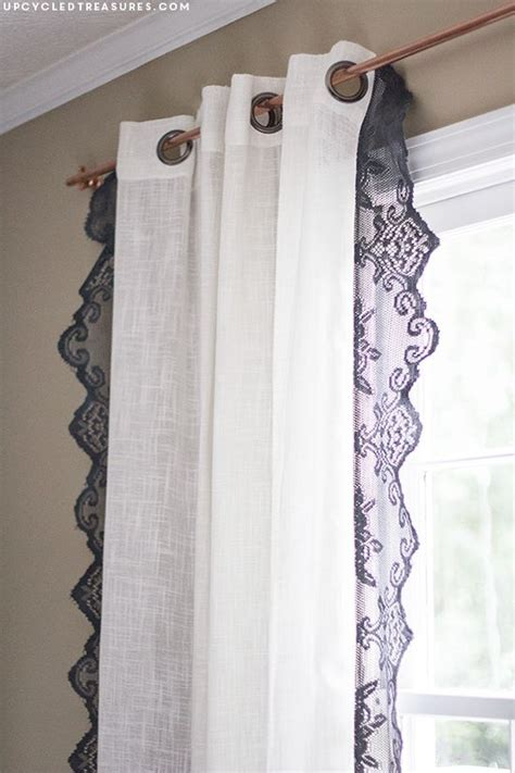 curtains on runners lace curtains lace table and lace table runners on pinterest