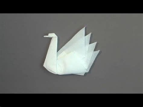 how to do paper napkin folding doovi