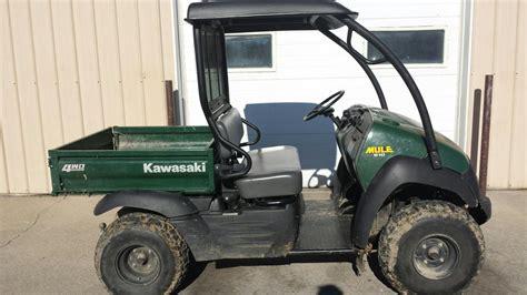 2007 Kawasaki Prairie 360 4x4 by 2011 Kawasaki Prairie 360 4x4 Motorcycles For Sale