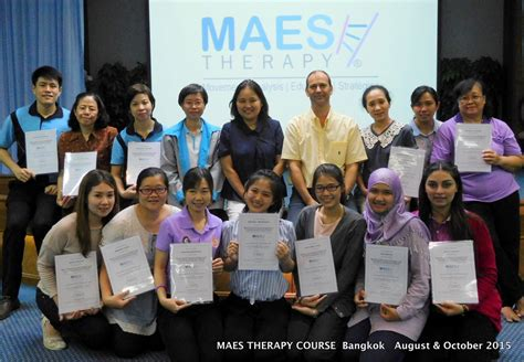 therapy courses maes therapy course in bangkok for therapist helping children with cerebral palsy