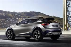 Infiniti Of Infiniti Teases Qx30 Crossover