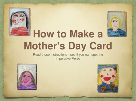mothers day cards to make ks1 mothers day card to make ks1