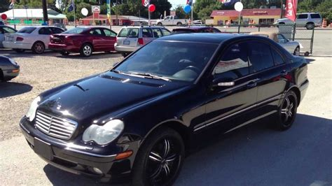 2002 mercedes benz c320 view our current inventory at fortmyerswa com youtube