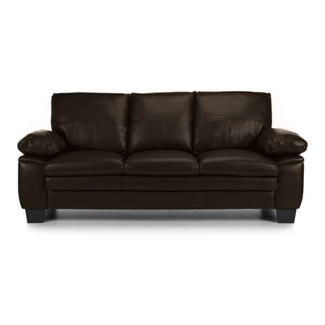 Leather Sofa Shop Brown Leather 3 Seater Sofa Shop For Cheap Sofas And Save