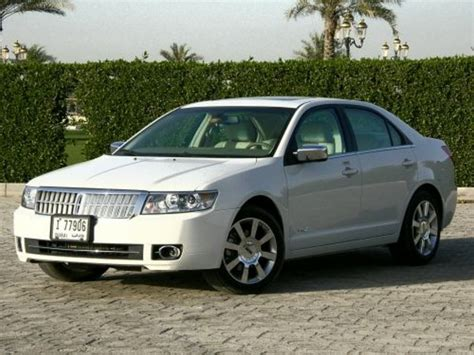 how to work on cars 2008 lincoln mkz electronic valve timing 2008 lincoln mkz pictures information and specs auto database com