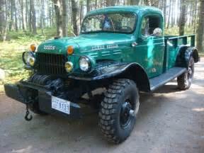 48 Dodge Power Wagon Nsfsjeeper S Profile In Dartmouth Ns Cardomain